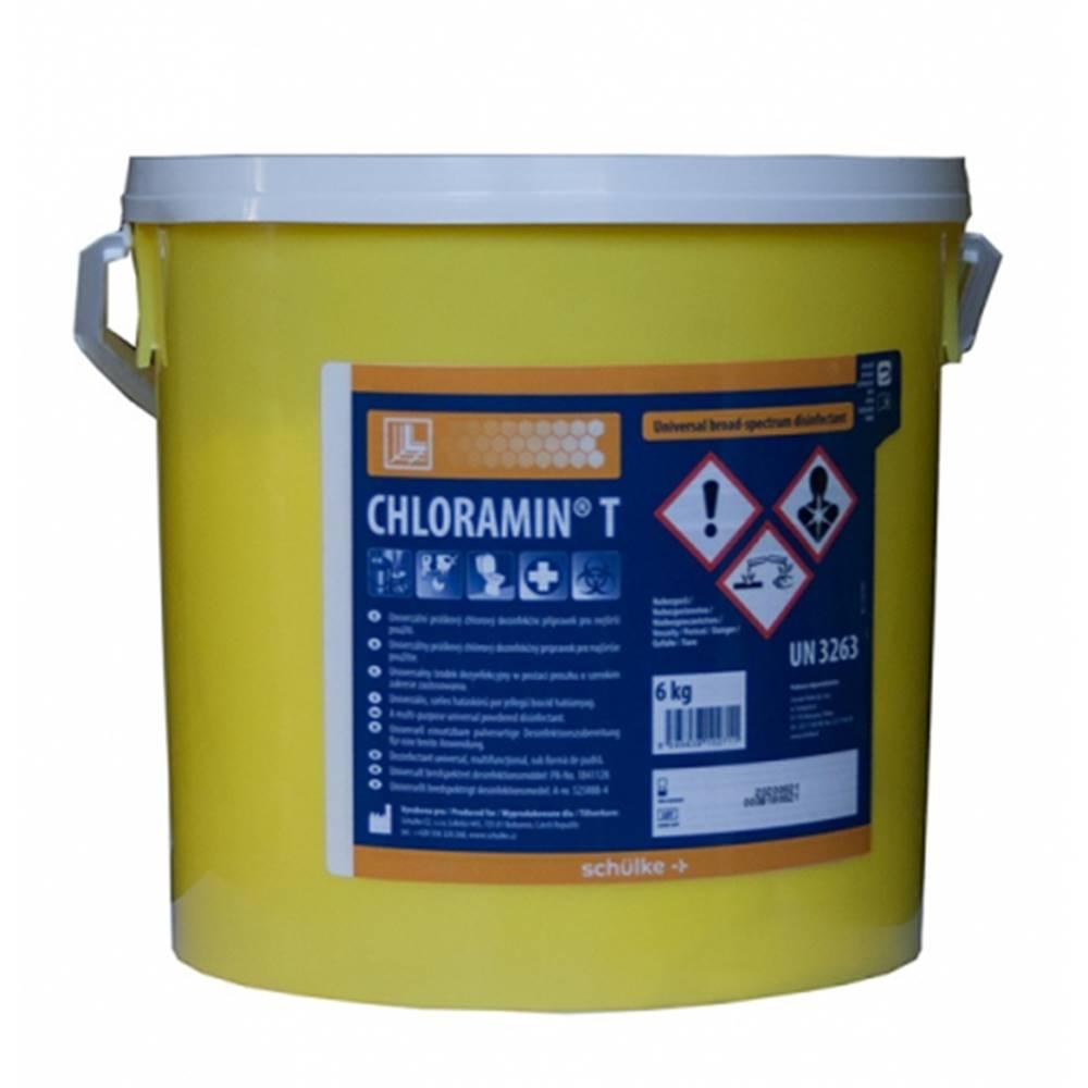 BOCHEMIE a.s. Chloramin T práškový dezinfekčný prostriedok 6 kg