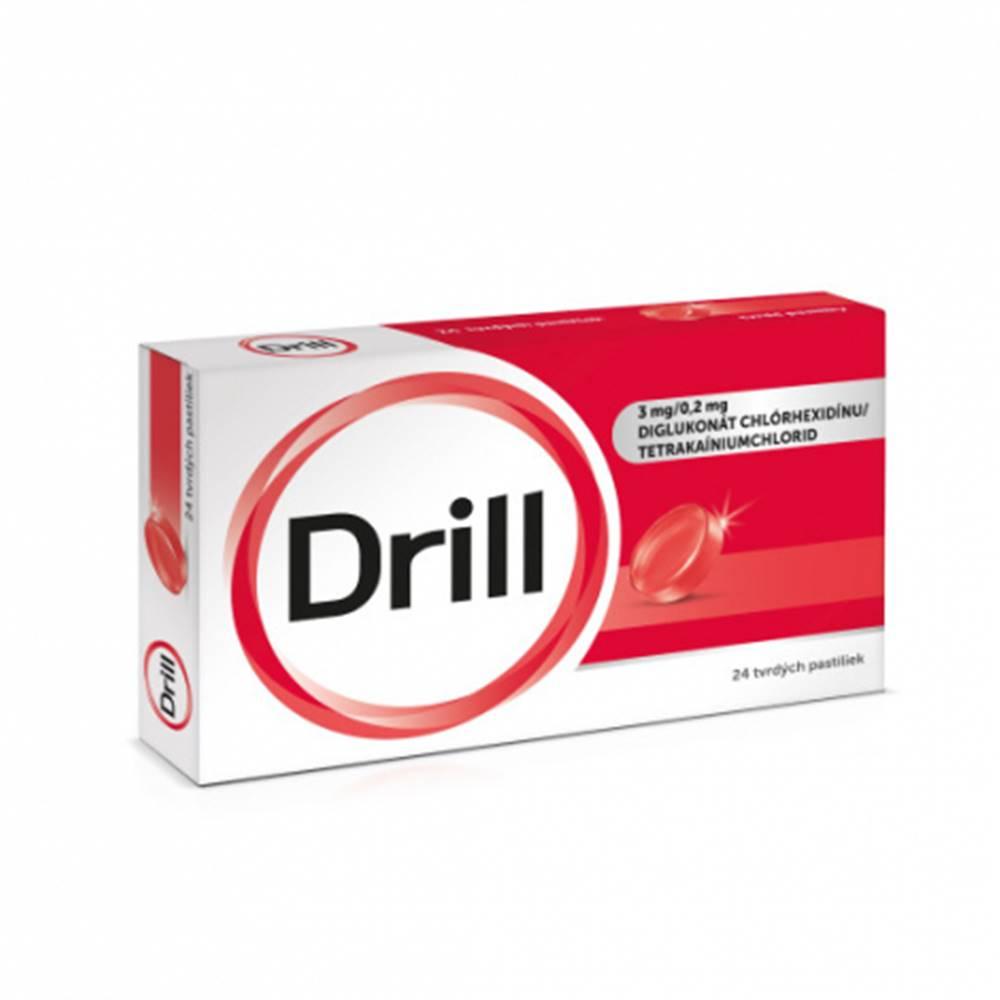 Zentiva DRILL pastilky 24 ks