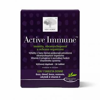 NEW NORDIC Active Immune 30 tbl