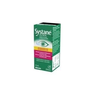 SYSTANE ULTRA Bez konzervačných látok zvlhčujúce očné kvapky 10 ml