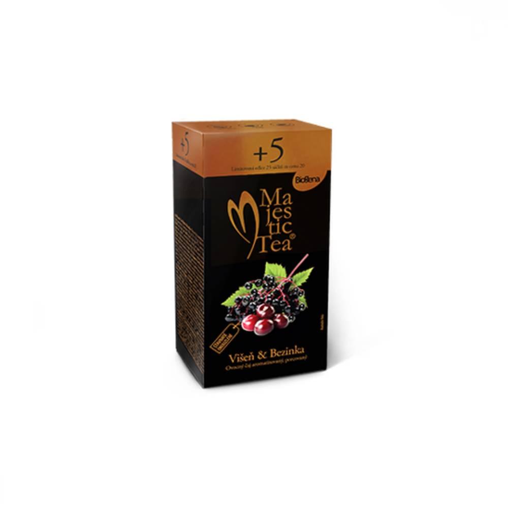 BIOGENA BIOGENA Majestic tea višňa & baza 20 x 2,5 g