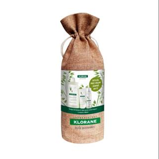 KLORANE Xmass avoine 400 ml šampón + 50 ml balzam + 50 ml suchý šampón