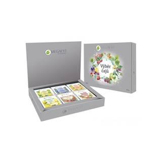 MEGAFYT kazeta výber čajov 6 druhov po 5 vrecúšok