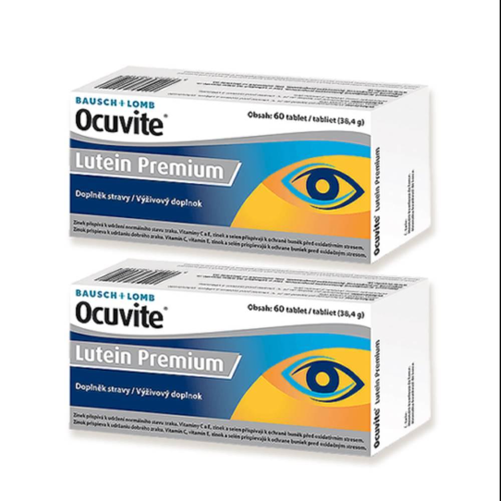 Ocuvite OCUVITE Lutein premium 2 x 60 tabliet