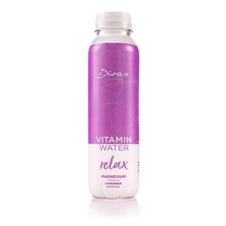 DIVA´S Vitamín water relax 400 ml