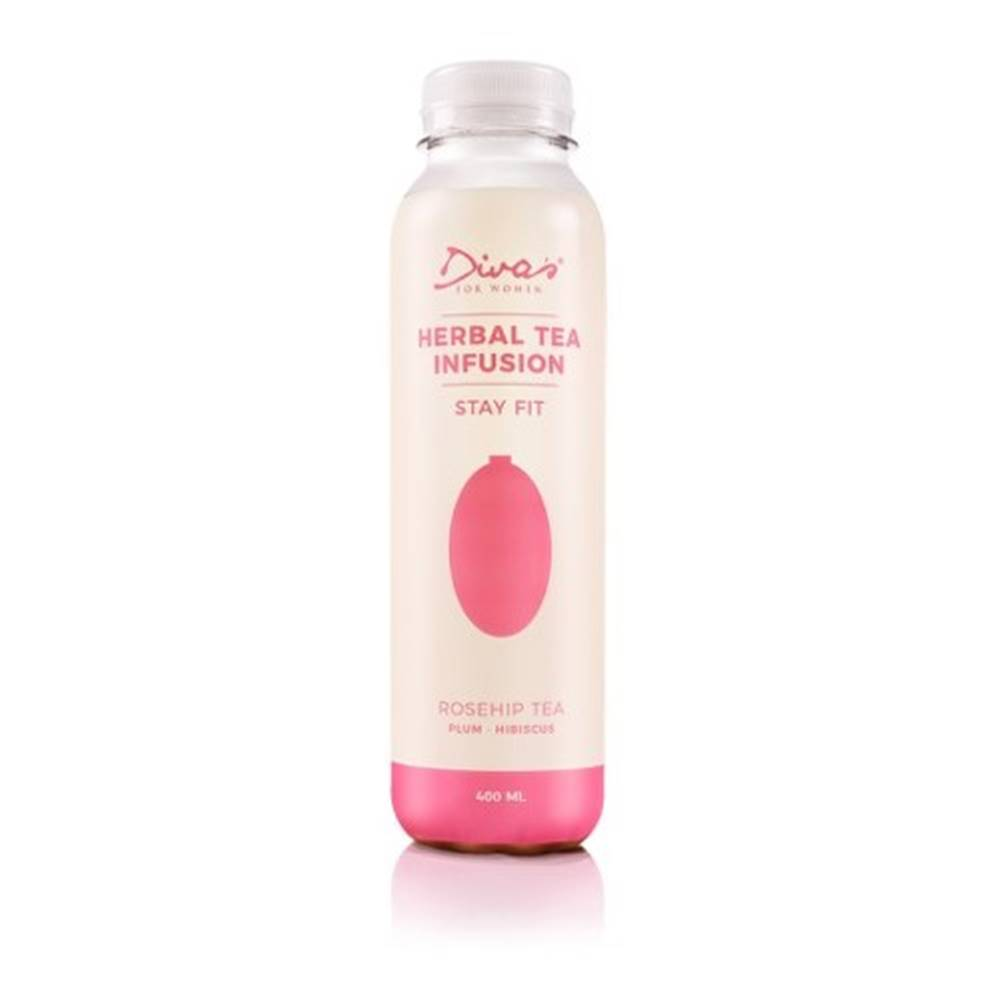 Diva´s DIVA´S Herbal tea infusion rosehip 400 ml