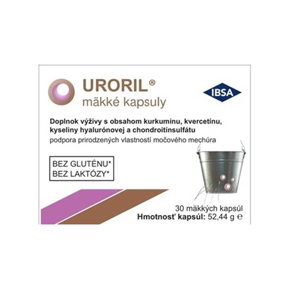 IBSA Uroril 30 cps