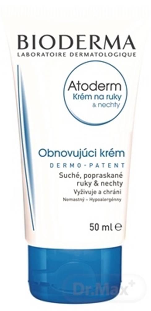 Bioderma BIODERMA Atoderm Krém na ruky a nechty