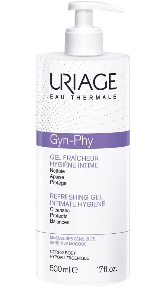 URIAGE URIAGE GYN-PHY Čistiaci gél na intímnu hygienu na citlivú pokožku