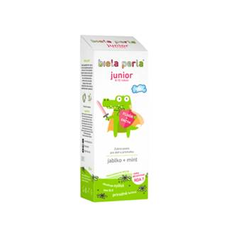 BIELA PERLA Junior zubná pasta (6-12 rokov) 50 ml