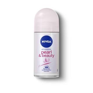 NIVEA Anti-perspirant pearl & beauty guľočkový 50 ml