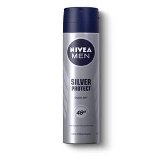 NIVEA MEN Anti-perspirant silver protect dynamic sprej 150 ml