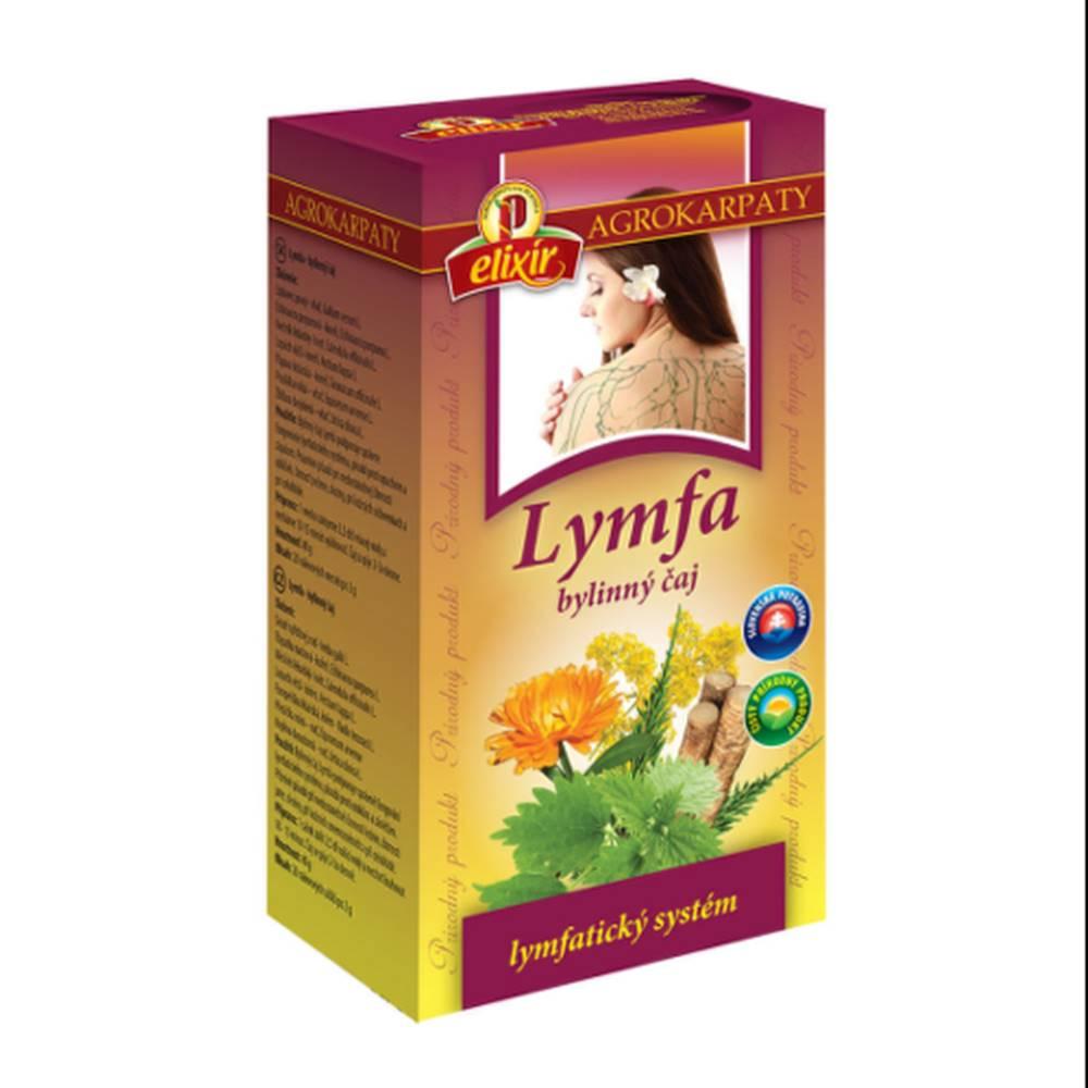 Agrokarpaty AGROKARPATY elixír BIO lymfa 20 x 2 g