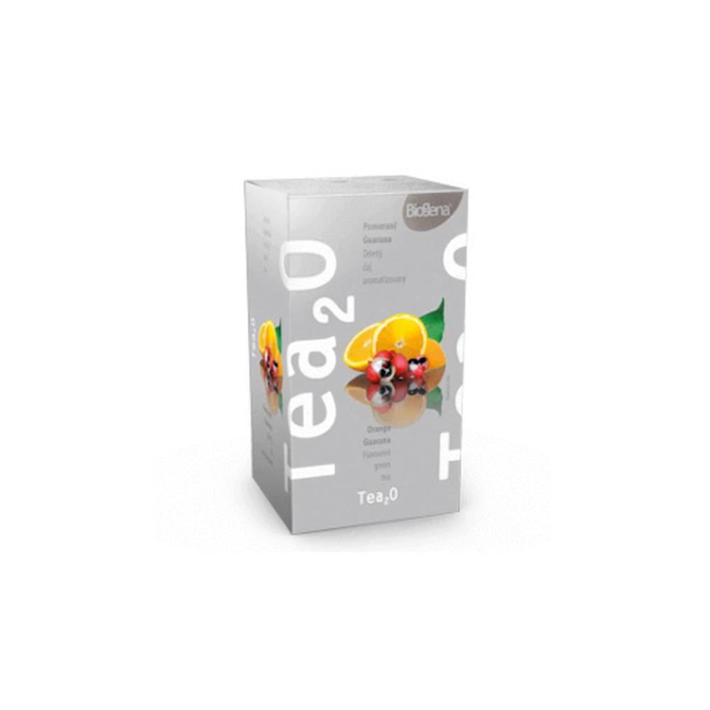 BIOGENA BIOGENA Tea2O pomaranč & guarana 20 x 1,6 g