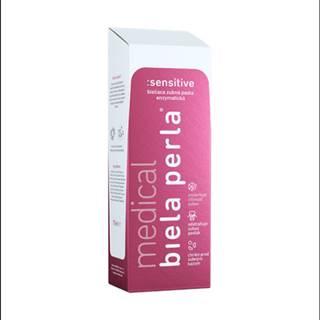 BIELA PERLA Sensitive zubná pasta 75 ml