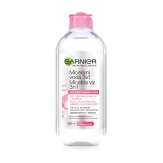 GARNIER Skin naturals micelárna voda 3v1 400 ml