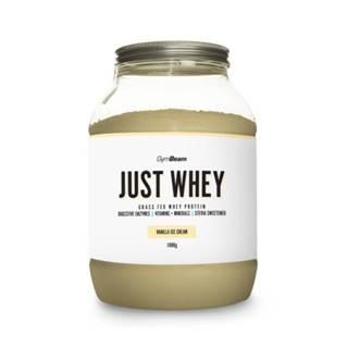 GYMBEAM Proteín just whey príchuť vanilková zmrzlina 2 000 g