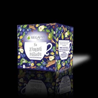 MEGAFYT Čaj na zimnú náladu 10 x 2g