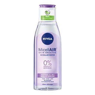 NIVEA Micelárna voda micellair sensitive 200 ml