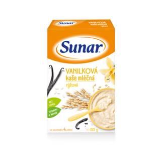 SUNAR Vanilková kaša mliečna ryžová 225 g