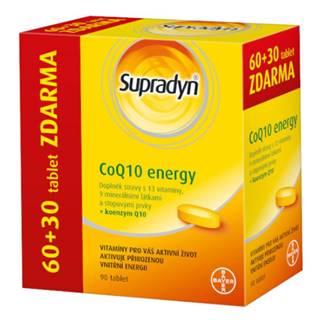 SUPRADYN CoQ10 Energy 60 + 30 tabliet ZADARMO