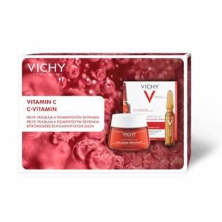 VICHY Rutinná starostlivosť vitamín C 1 set