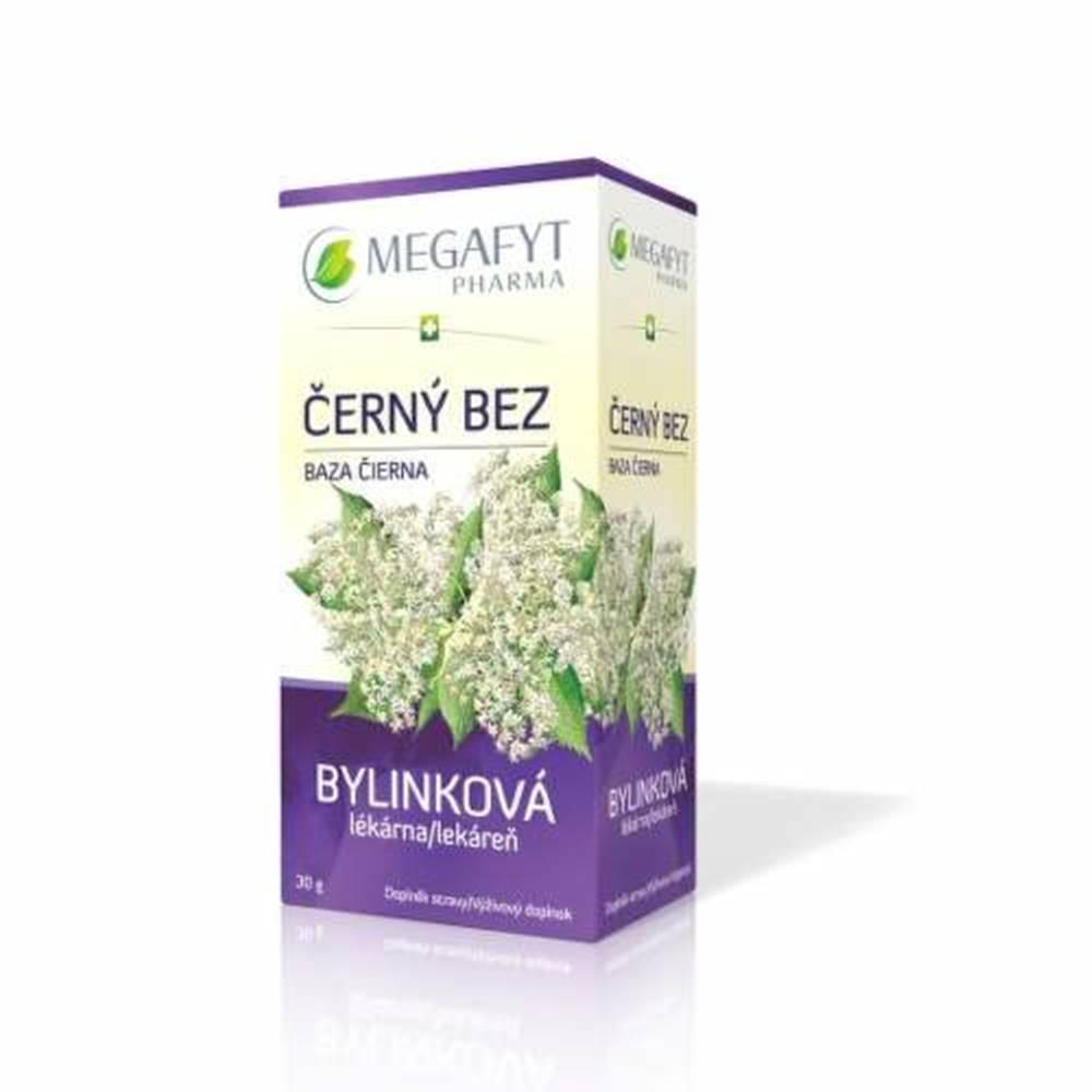 Megafyt MEGAFYT Bylinková lekáreň baza čierna 20 x 1,5 g