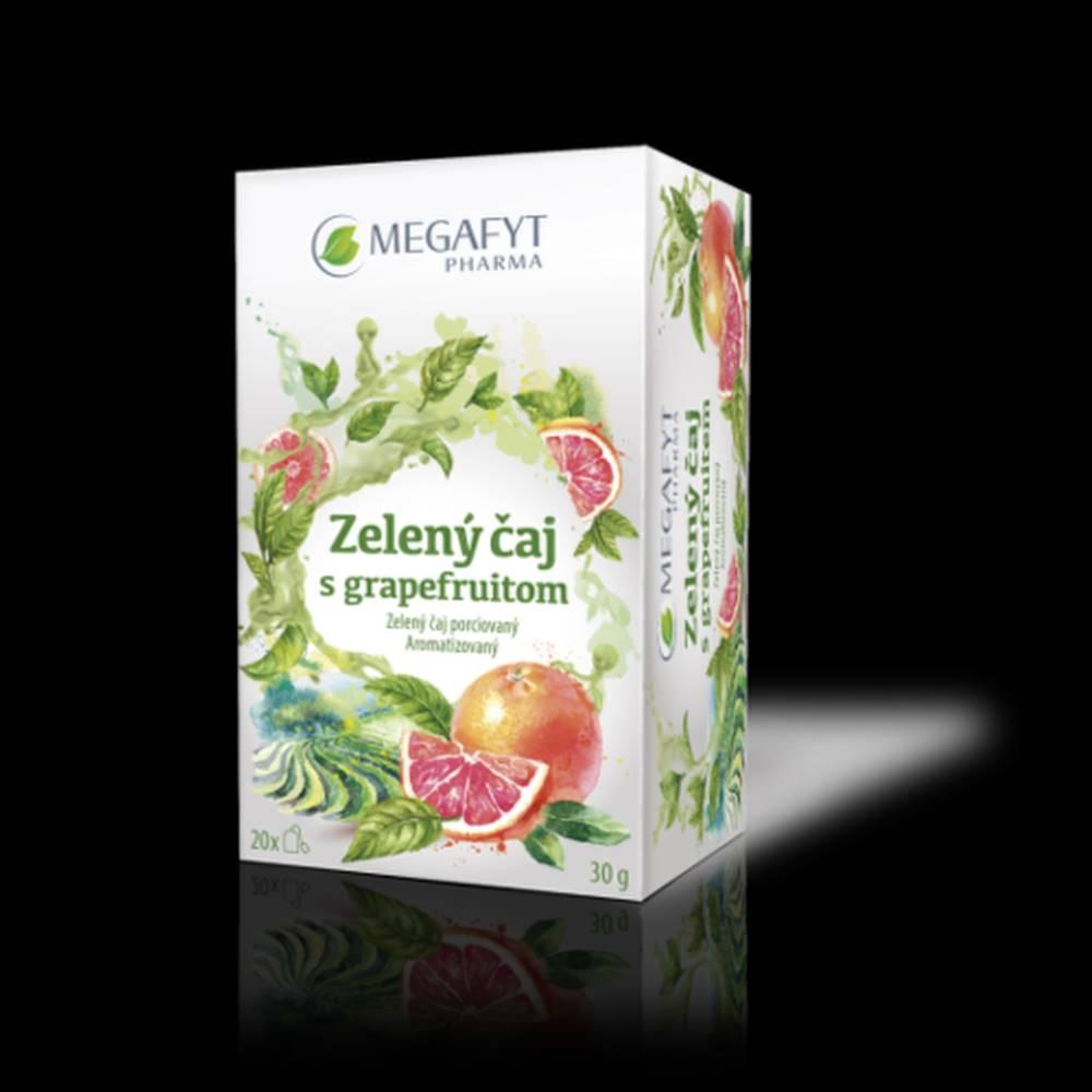 Megafyt MEGAFYT Zelený čaj s grapefruitom 20x1,5 g