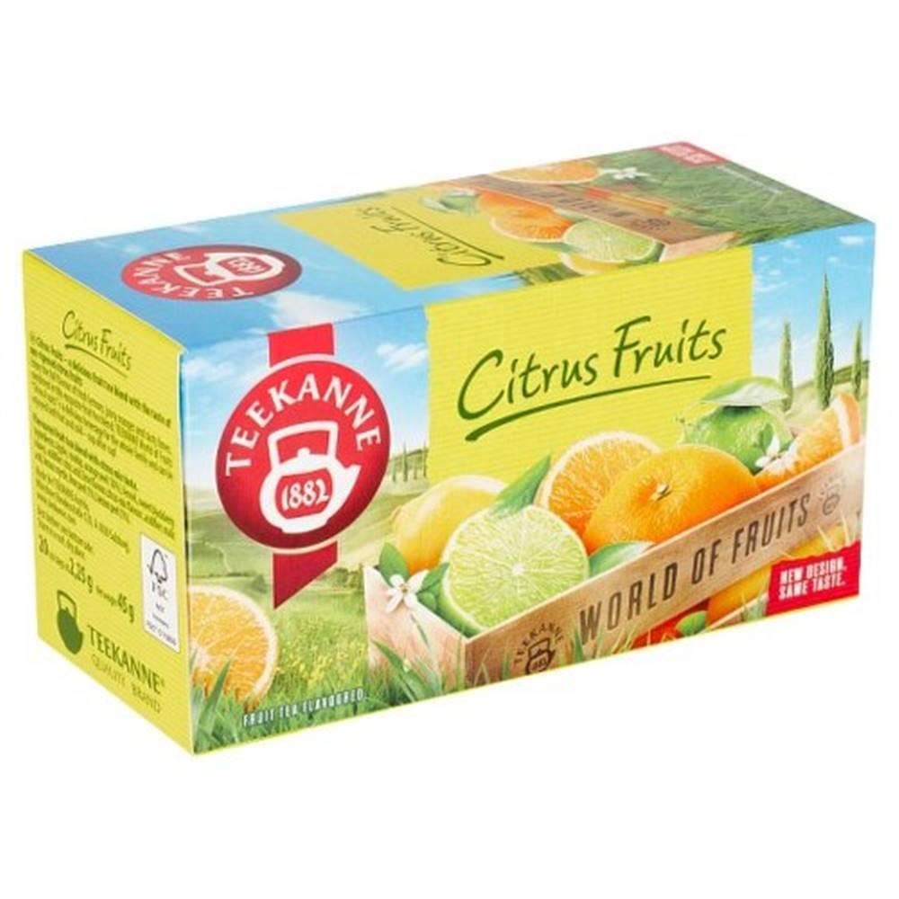 Teekanne TEEKANNE WOF Citrus fruits 20 x 2,25 g