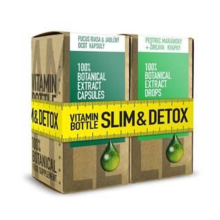 Slim & Detox - Fucus riasa s jablčným octom 60 kapsúl