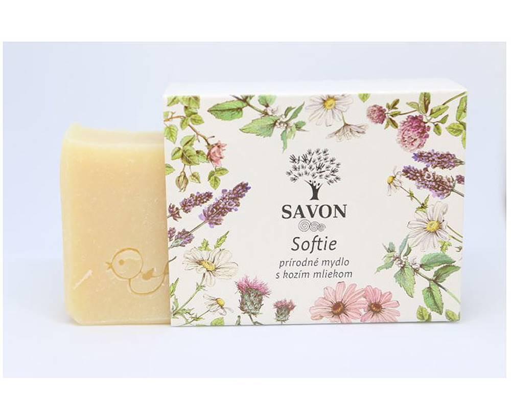 Savon Savon Prírodné mydlo s kozím mliekom Softie, 100 g