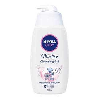 NIVEA Baby Micelárny umývací gél 500 ml
