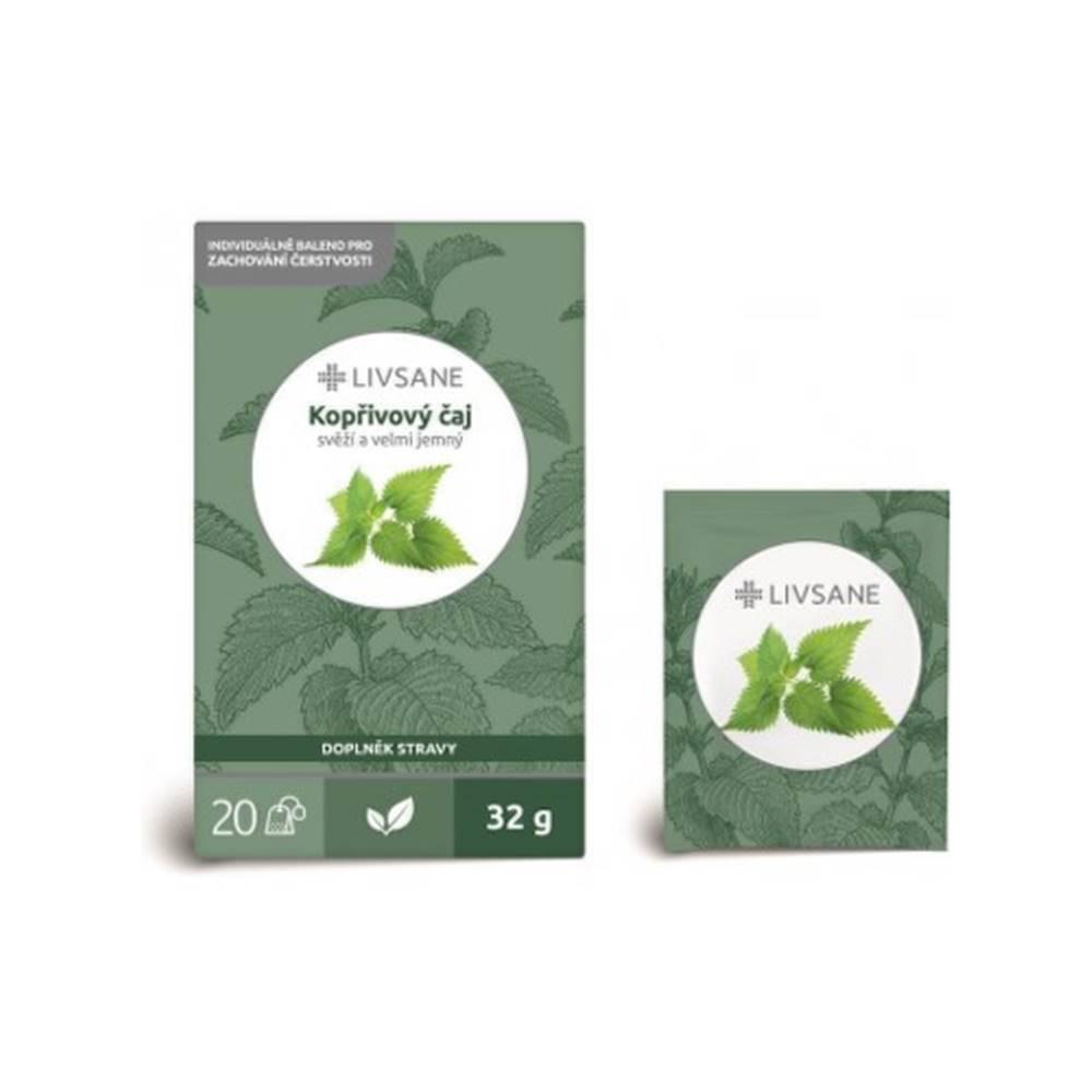 LIVSANE LIVSANE Žihlavový čaj 20 x 1,6 g