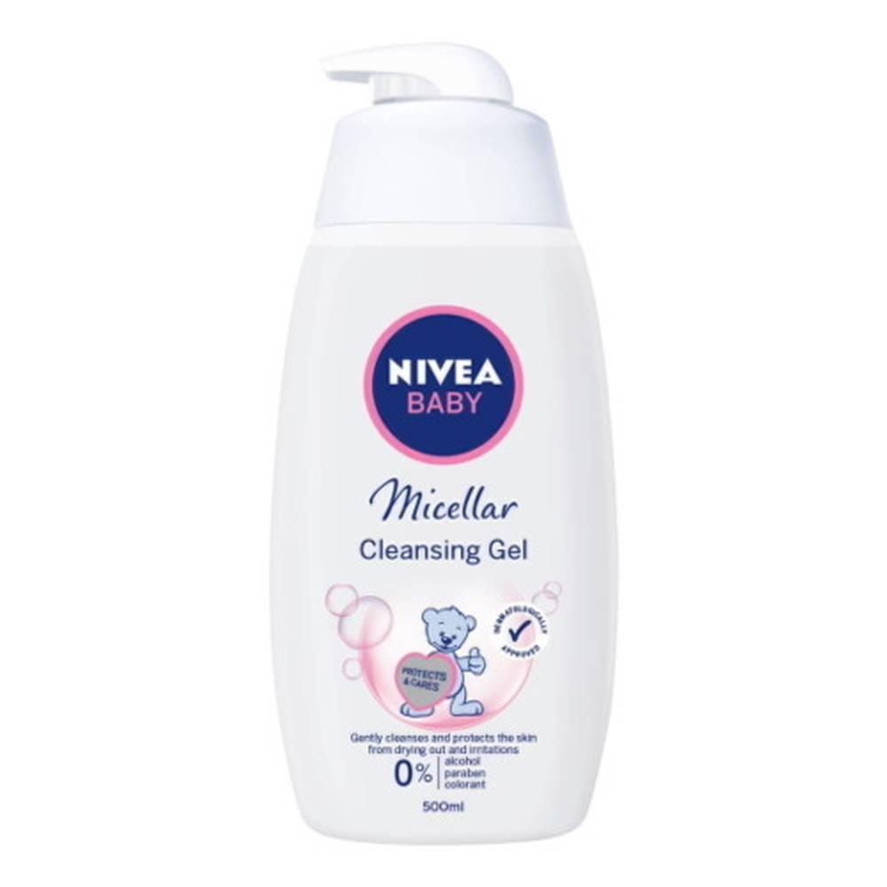 Nivea NIVEA Baby Micelárny umývací gél 500 ml