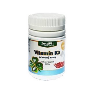 JUTAVIT Vitamín K2 prírodný 120 µg 60 tabliet