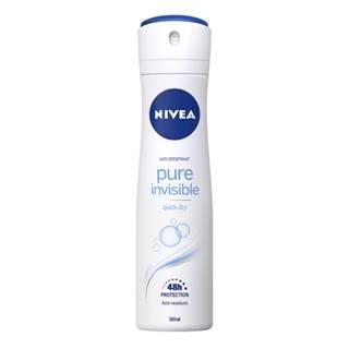 NIVEA Anti-perspirant pure invisible sprej 150 ml