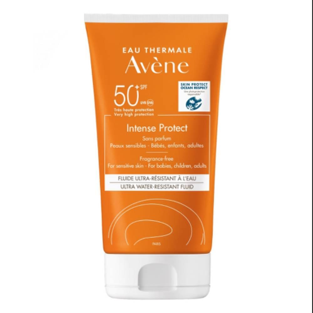 AVENE EAU THERMALE AVENE Intensive protect SPF50+ vodeodolný fluid 150 ml