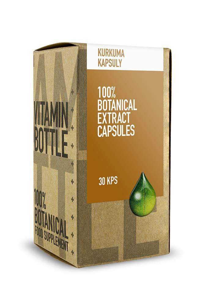 Vitamin Bottle KURKUMA 30 kaps