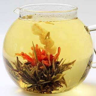 KVITNÚCA MANDĽA - kvitnúci čaj, 10g