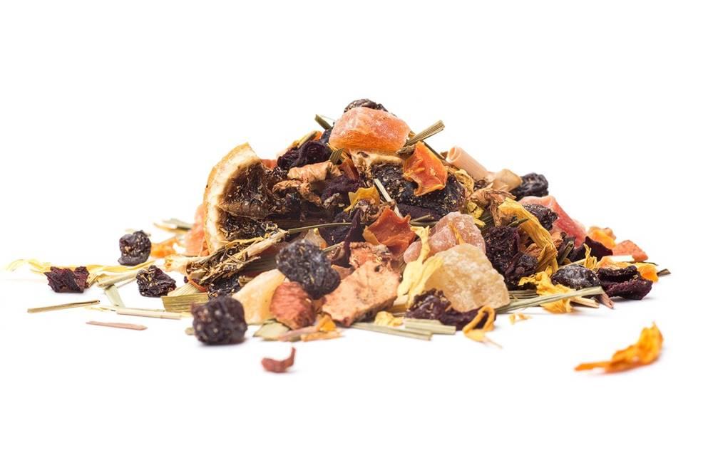 Manu tea NEŽNÁ LIMETKA - ovocný čaj, 10g