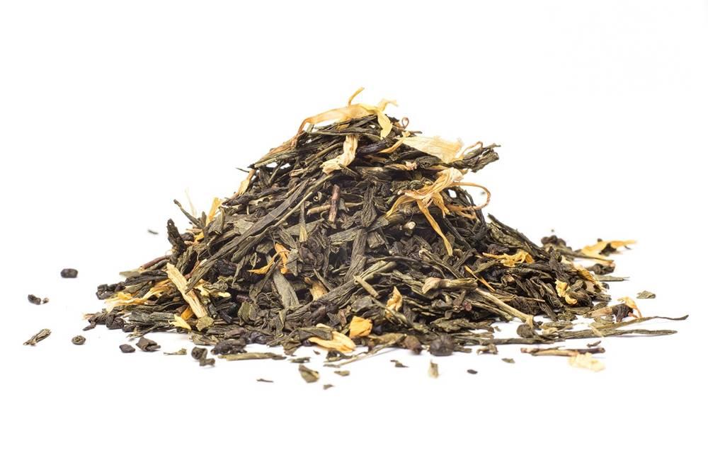 Manu tea ZELENÝ SKOKAN - zelený čaj, 10g