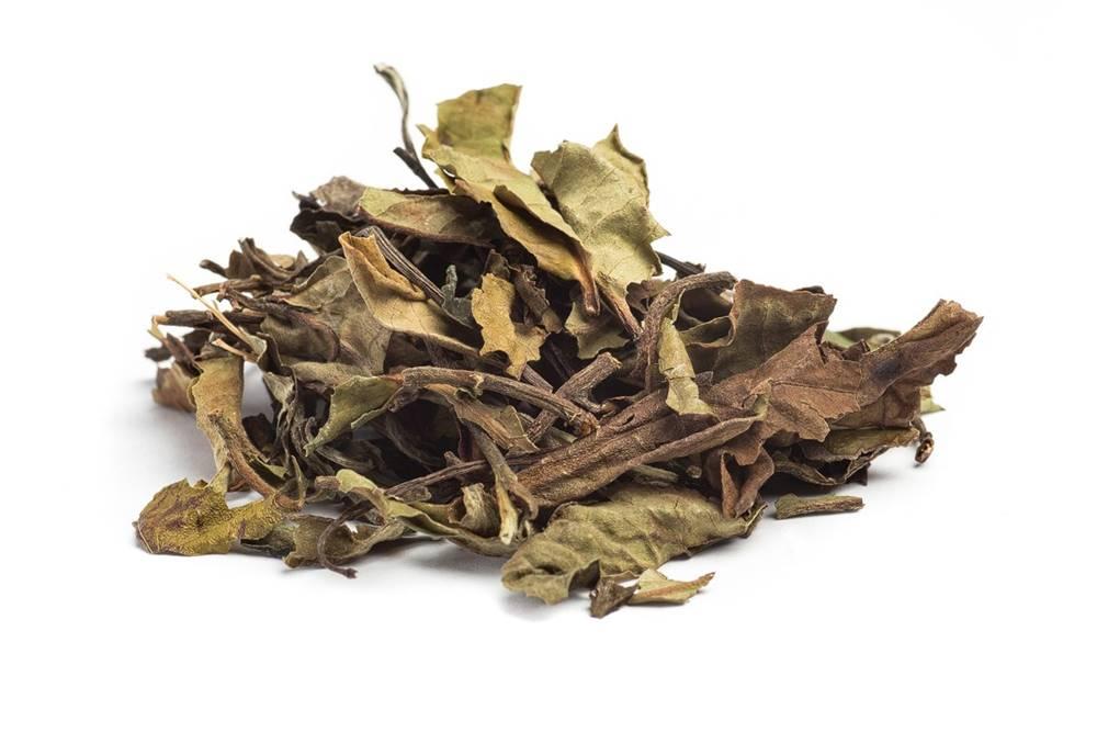 Manu tea BAI MU TAN - biely čaj, 10g