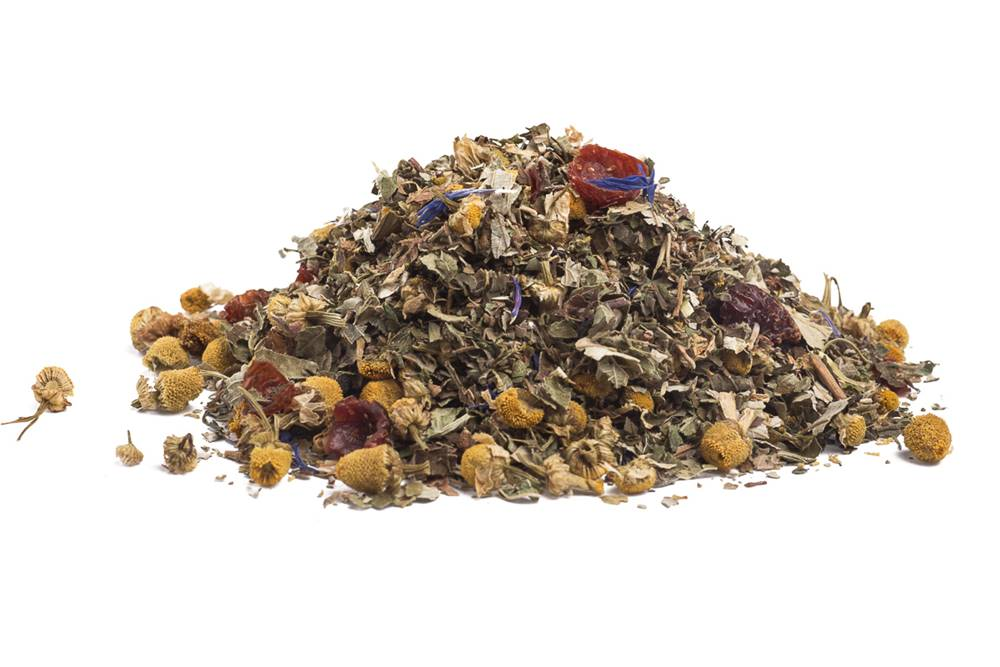 Manu tea BYLINNÁ ZMES OSPALÁ HLAVA - bylinný čaj, 10g