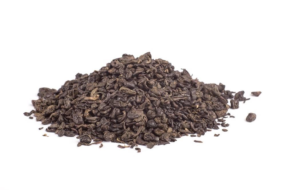 Manu tea CHINA GUNPOWDER GOLDEN TEMPLE - zelený čaj, 10g