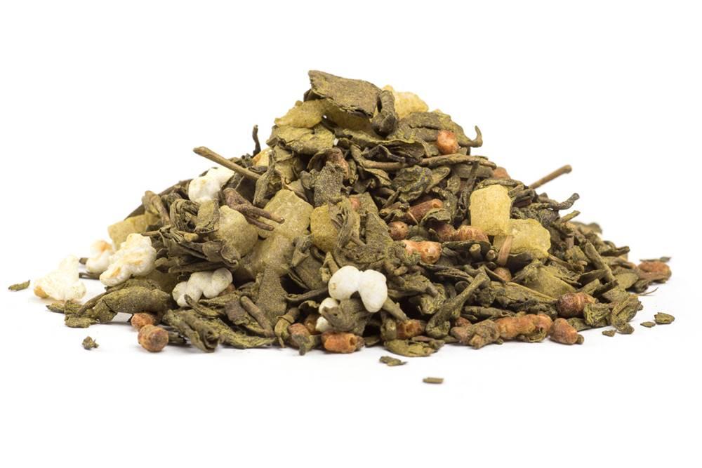 Manu tea ANANAS WITH MATCHA - zelený čaj, 10g