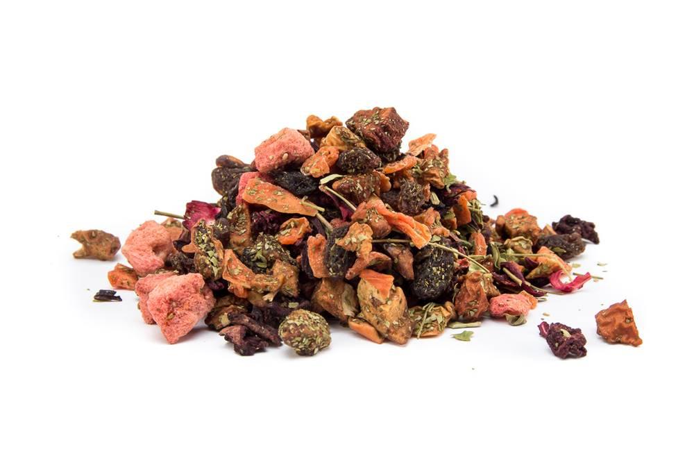 Manu tea ICE TEA JAHODOVÁ HARMÓNIA - ovocný čaj, 10g