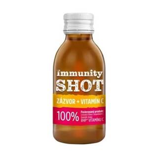 LEROS Immunity shor zázvor + vitamín C 150 ml