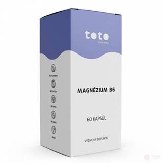 TOTO Magnézium B6 60 cps