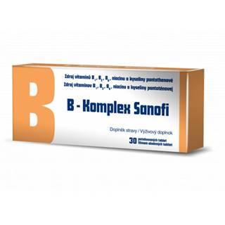 B-komplex Sanofi 30 Tbl flm