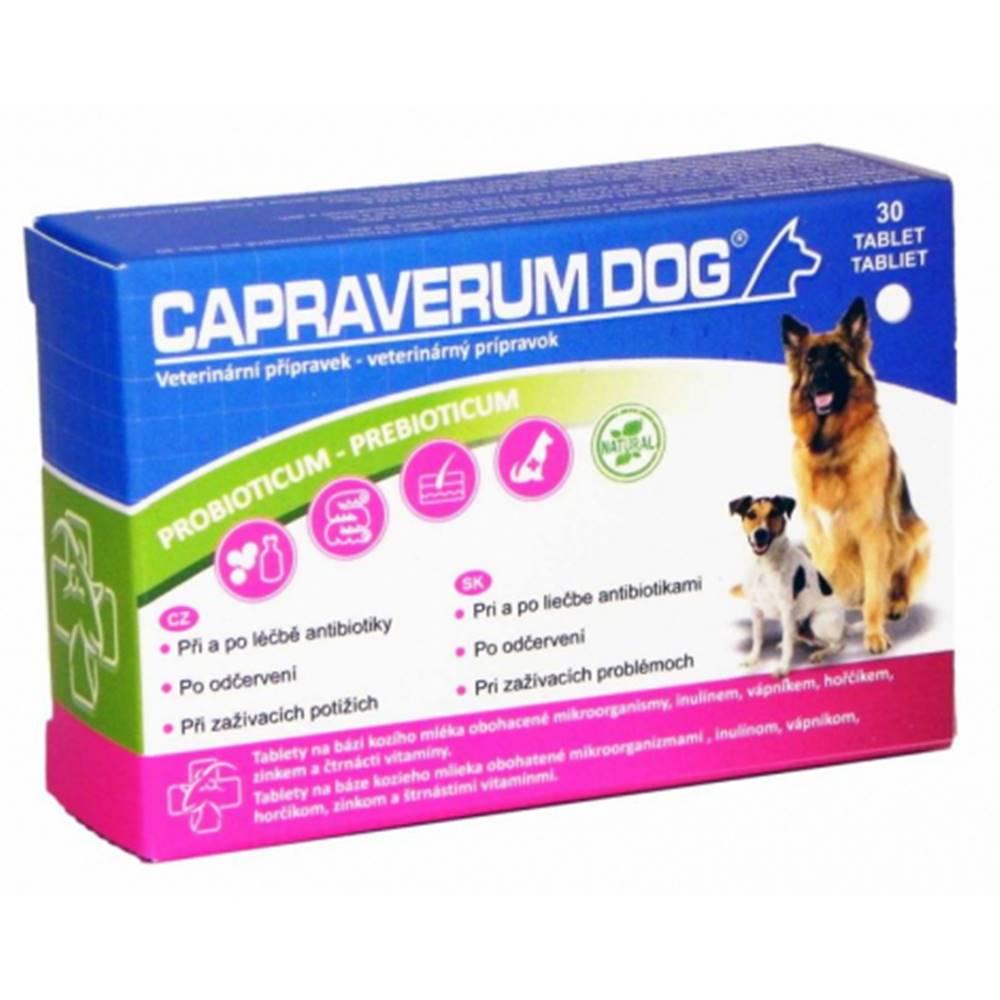 ABELa WORLD s.r.o. Capraverum dog probioticum-prebioticum 30 tbl